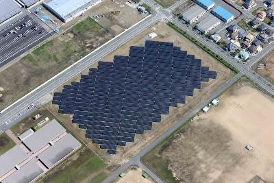 あさくち寄島太陽光発電所