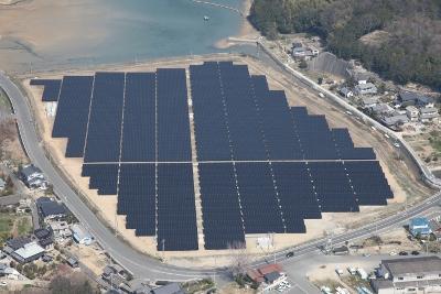 おのみち満越太陽光発電所